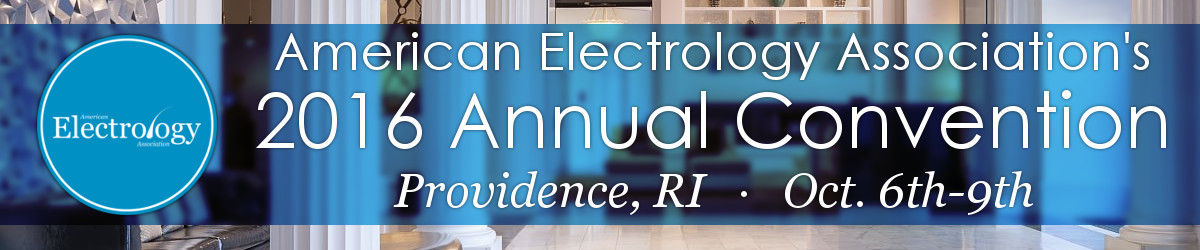 2016 American Electrology Association Convention | Providence, RI - October 6th-9th