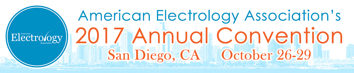 2017 American Electrology Association Convention | San Diego, CA - October 26th-29th
