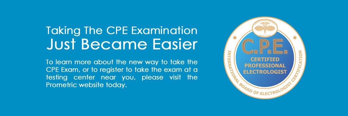Become a CPE