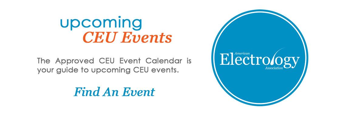 CEU Event Calendar