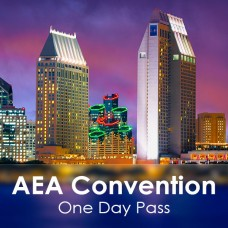 Convention Registration - One Day Pass