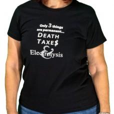 Ladies 'Three Things' T-Shirt