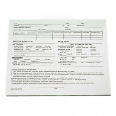 Health History Assessment Pad - Horizontal