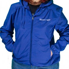 Ladies Hooded Lightweight Jacket