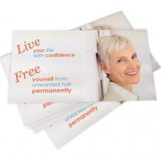 Postcard - Oversized - Confidence Mature Woman