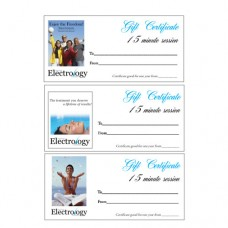 Gift Certificates - Multiple Designs